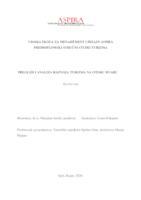Pregled i analiza razvoja turizma na otoku Hvaru